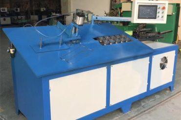 2D CNC automata acélhuzalhajlító gép