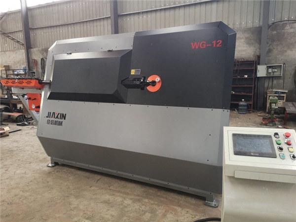 4mm-12mm hidraulikus cnc acéllemez hajlító, vasalat hajlító gép, automata acél hajlító hajlító gép