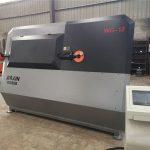 automatikus és cnc teljesítményű 2D acélhuzal hajlító gép