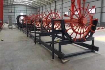 CNC hegesztett acél rudacskás hegesztési gép