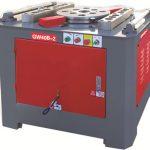 elektromos bütykös hajlító gép acélpárna hajlításához