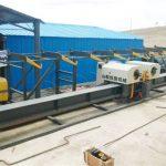 forró értékesítés függőleges rúd kettős hajlító, rácsos hajlító központ, automatikus rácshajlító gép