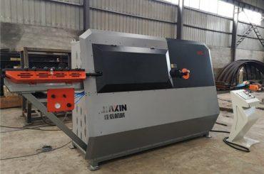 hidraulikus automata 2d cnc acélhuzal hajlító gép
