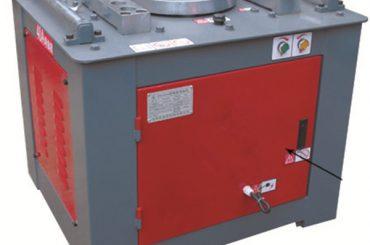 hidraulikus rozsdamentes acél cső hajlító gép, négyzet cső / kerek csőhajlítók eladó