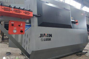 csőhajlító hajlító gép, acélsínes kengyelkészítő gép, megerősítő hajlítógép