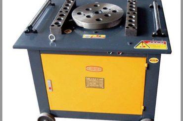 kovácsoltvas görgős hajlító gép