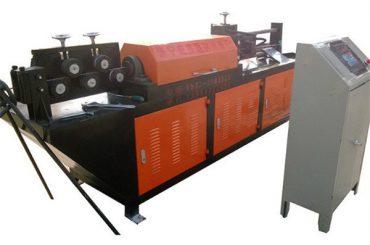 automatikus hidraulikus vezetékes egyengető és vágógép