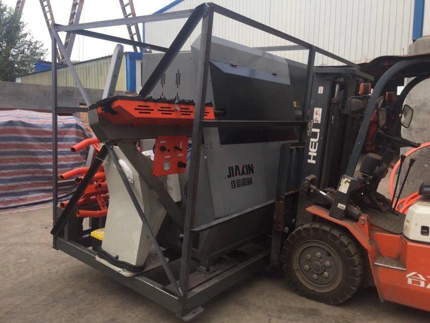 CNC acélrúd hajlító gép