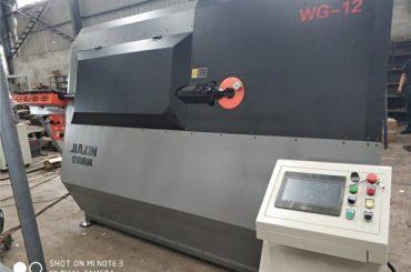 ipari gépek berendezése deformált sáv készült kínai automatikus kengyeles hajlító